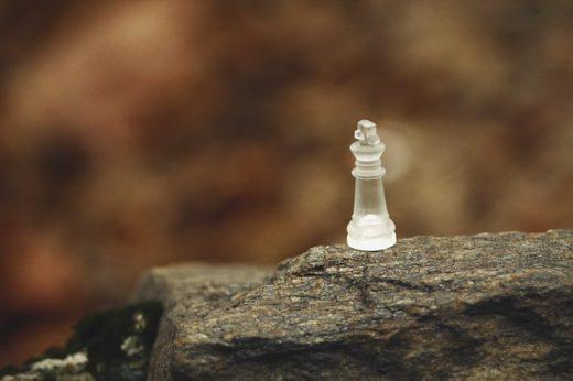 Schachfigur, Entscheidung
