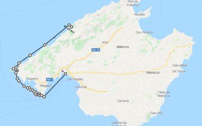 Im Westen und im Norden Mallorcas