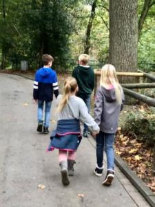 Beste Freunde im Zoo Wuppertal