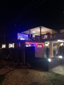 Restaurant in Playa Larga