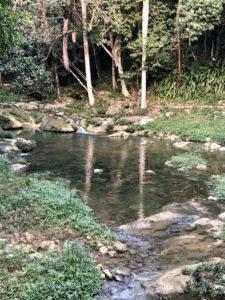 Fluss in Las Terazzas