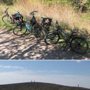 Radtouren während Corona