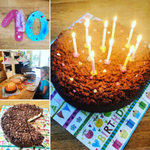 Geburtstag während Corona