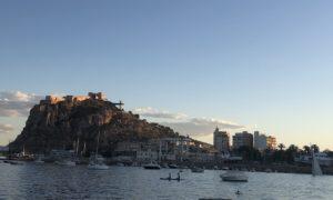 Aguillas Hafen