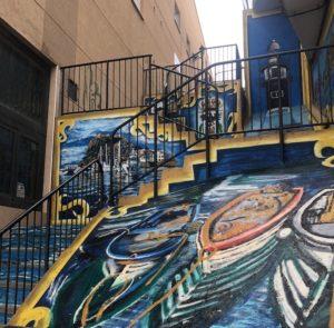 Kunstwerk in Aguillas